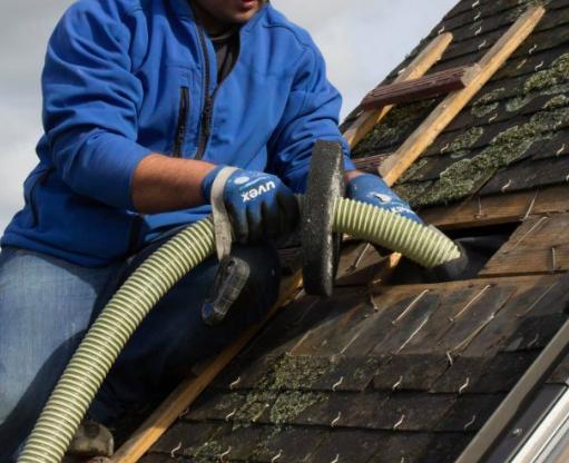 isosac permet isolation entre chevrons par extérieur toiture