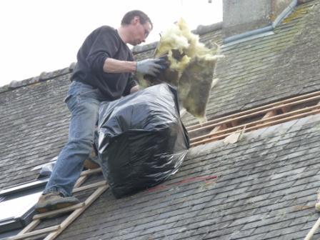 isosac isolation rampants combles aménagés toitures extérieur